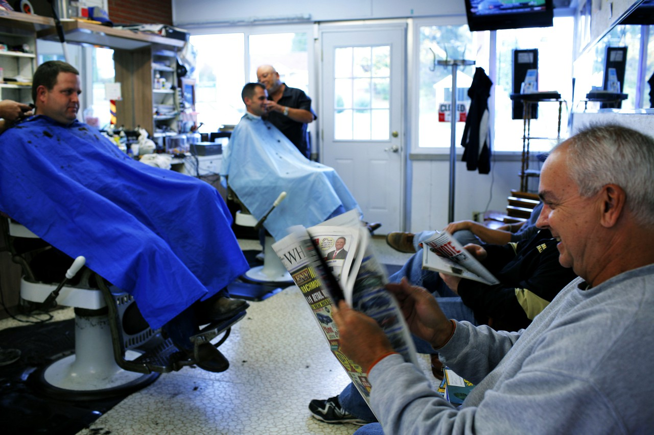 Barber Shop Games : ... Barber Shop. Local news and upcoming sports games are popular topics